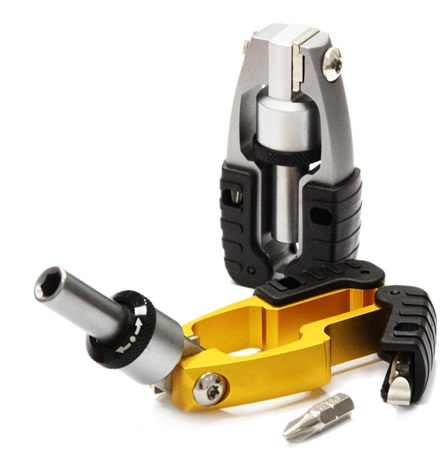 Multi-Angle Transdriver- Aluminium Handle